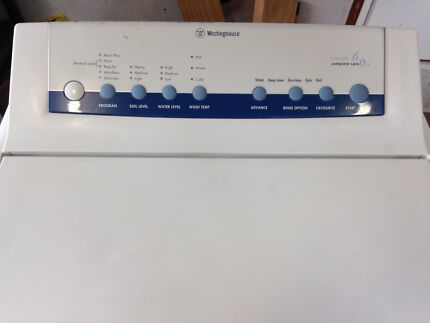 Westinghouse 6kg Washing Machine  Pennant Hills Hornsby Area Preview