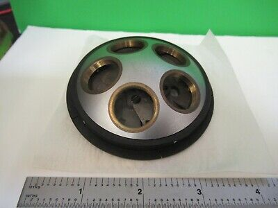 Leitz Ergolux Nosepiece Microscope Part As Pictured 15-a-93
