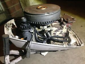 5hp Johnson (LD-10) outboard parts
