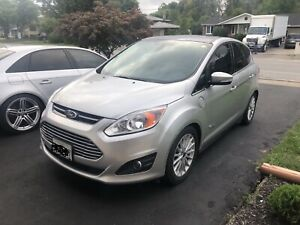 Ford C-Max energi (plug in and gas)