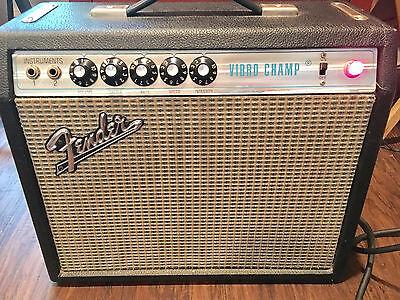 Fender Vibro Champ1972 Vintage Amplifier