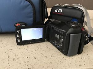 Everio 40GB Video Recorder +Carry Case & Travel Case Brookfield Melton Area Preview