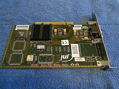 Avid Technology 0030 03039 01 Pci To Fddi Card   Fce 3210 C  Used