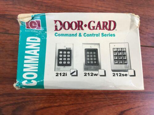 New DOOR GARD 212I Flush Mount Indoor Keypad