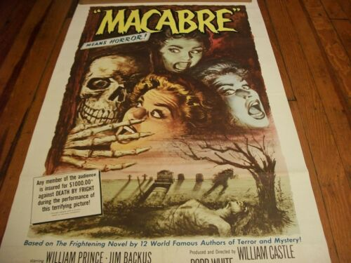 Macabre  movie  poster  1958