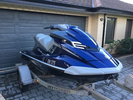 Jetski - 2012 Yamaha FX SHO Cruiser