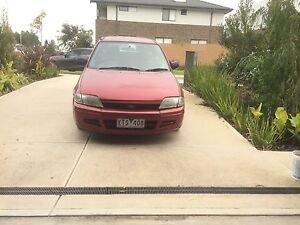 Ford laser Auto Jacana Hume Area Preview