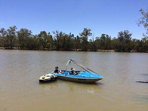Phantom Ski Boat Irymple Mildura City Preview