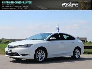 2015 Chrysler 200 Limited, Leather, Heated Seats