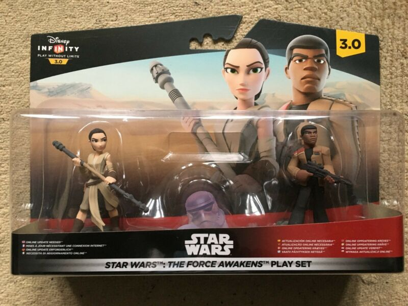 STAR+WARS+DISNEY+INFINITY+THE+FORCE+AWAKENS+PLAY+SET.