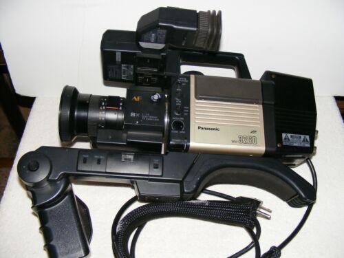 PANASONIC WV-3260 COLOR VIDEO CAMERA