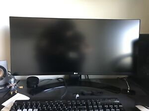 "LG UltraWide Monitor 29"" Full HD"