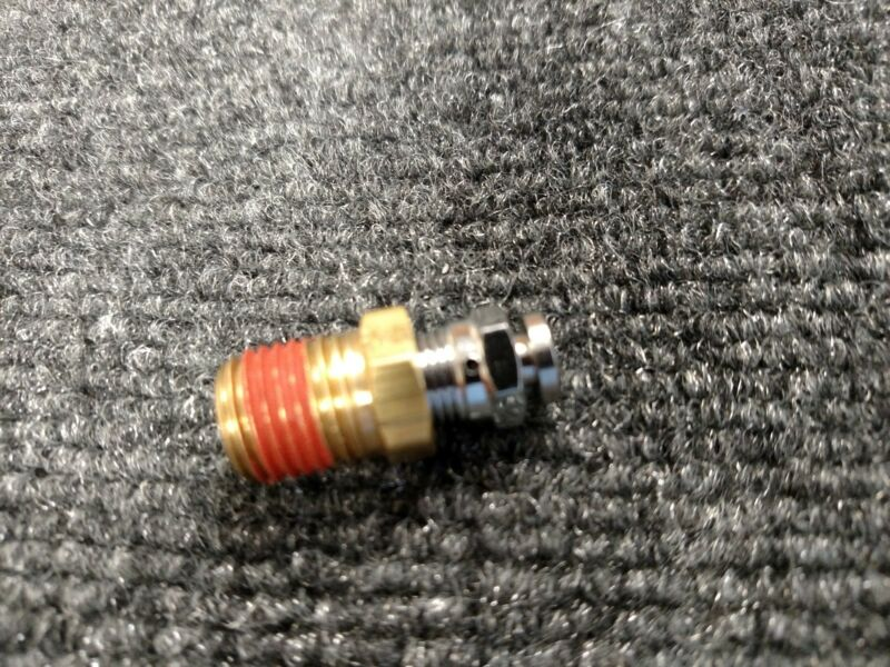 """Blower Supercharger Gearbox Pressure Relief Bleed Valves 1/8"""" Push Button + 1/4"""""""