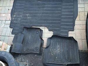 2016 F150 super crew factory rubber floor mats