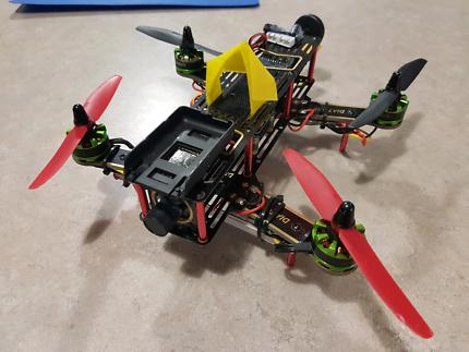 RC quad copter 200 size drone FPV
