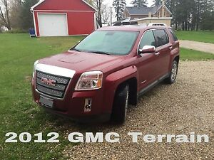 This is the one! 2012 GMC Terrain