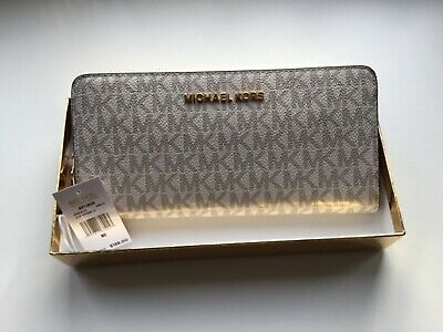 Michael Kors zip around continental wallet -purse   BNWT 100% Authentic