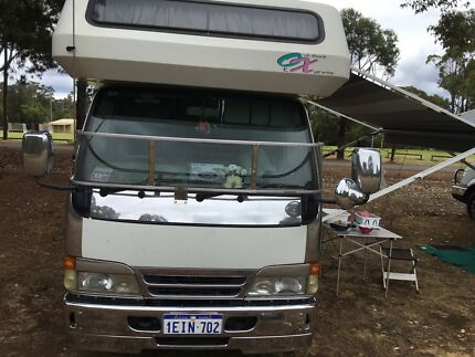 Motorhome Tapping Wanneroo Area Preview