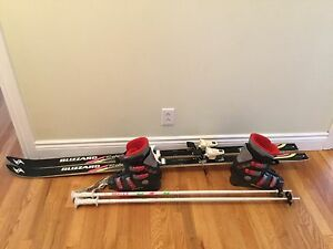 URGENT:Downhill skis boots and poles