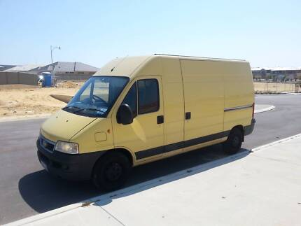 2005 Fiat DUCATO Panel Van West Perth Perth City Preview