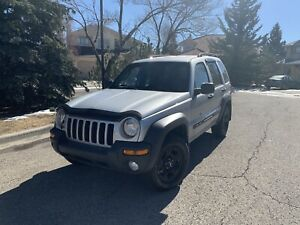 2003 Jeep Liberty Low Kms