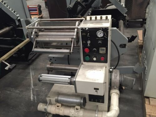 Flexo Roll Up Press Rewinder