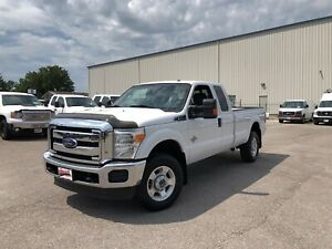 2013 Ford F-350 XLT DIESEL 4x4 EXT CAB LONG BOX
