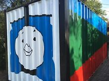 Shipping container Parkville Melbourne City Preview