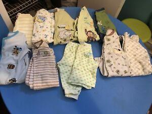 Lot pyjama 9 mois