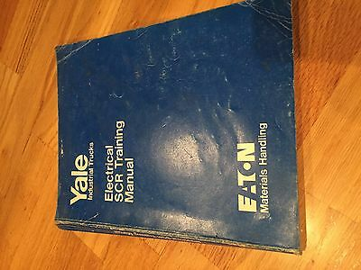 Yale Electric Forklift Scr Training Manual