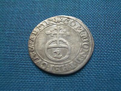 Württemberg, Herzog Ludwig Friedrich, 2 Kreuzer 1630, Klein/Raff 531