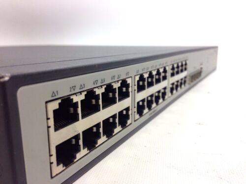 3com Baseline 2928-pwr Plus 24-port External Switch Managed
