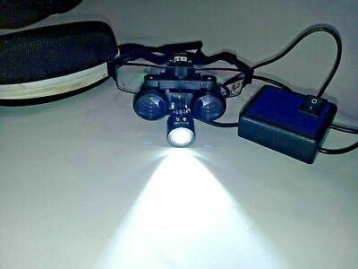 New 3.5x Hair Transplant Led Loupe Rechargeable