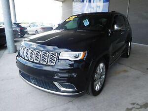 2017 Jeep Grand Cherokee Summit GPS CUIR MAG TOIT PANO