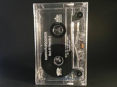 RAWKUS RECORDS - best of decade 1 - BRAND NEW SEALED CASSETTE TAPE hiphop