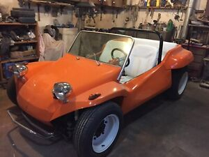 Meyers Manx dunebuggy