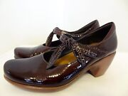Womens Mary Jane Shoes Size 8