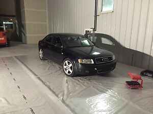 Audi A4 part out 2004 1.8t 6spd