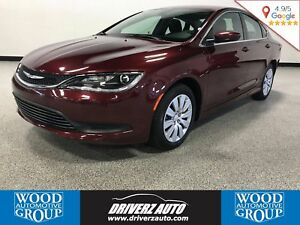 2016 Chrysler 200 LX Financing Available!!!