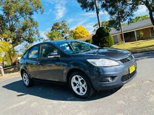 2011 FORD FOCUS LX MKII AUTO HATCH LONG REGO 22/06/21 Camden Camden Area Preview