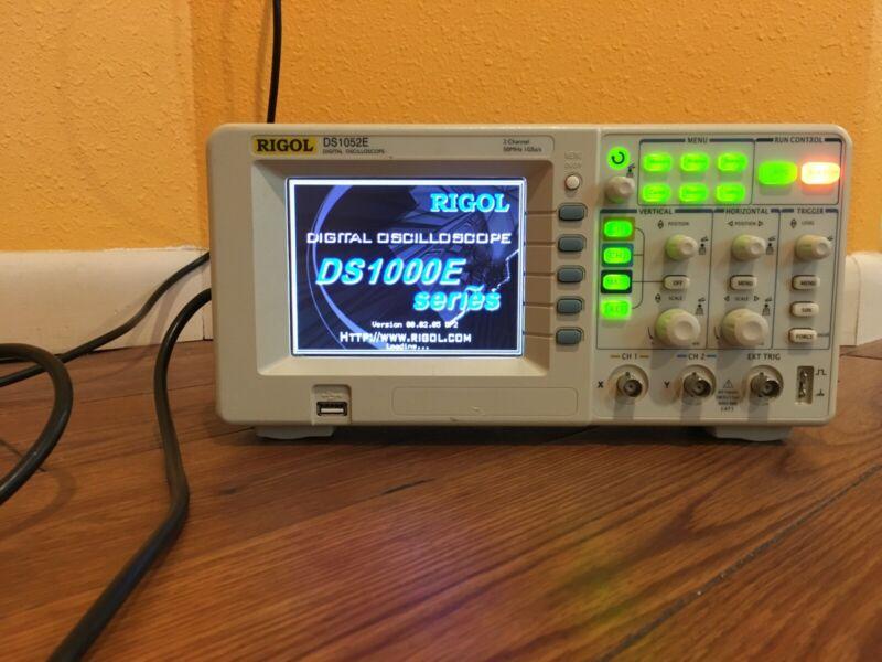 Rigol DS1052E Digital Oscilloscope