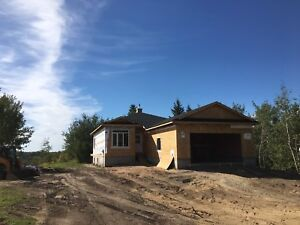 NEW ACREAGE HOME FOR SALE