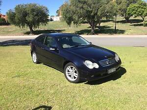 2003 Mercedes-Benz C180 Coupe Claremont Nedlands Area Preview