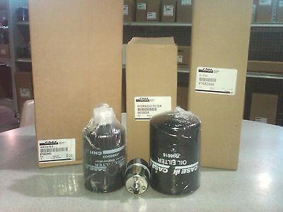 Case 1845c Skid Steer Filter Package - Oem - New - Oil Io Air Fuel