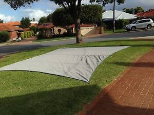 Silver shade sail 6 m by 5.5 metres   NEW MADE IN WA Quality Innaloo Stirling Area Preview