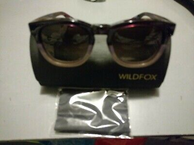 Wildfox Classic Fox Ombre Sunglasses (Wild Fox Sunglasses)