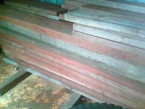rough sawn jarrah Mandurah Mandurah Area Preview