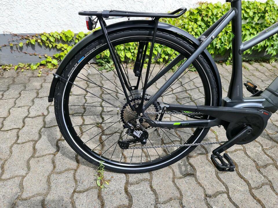 "Kreidler Eco 7 Sport, Deore 10-Gang, Bosch Performance, 28""/55cm in Beckum"