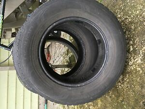 215 70R 16 tires (2 for $50)