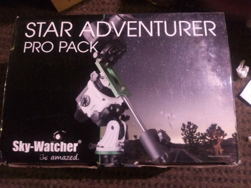 Sky-Watcher Star Adventurer Pro Pack Astrophotography Star Tracker NEW Missing